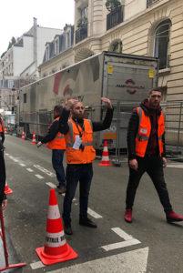 les César 2019 regie exterieure