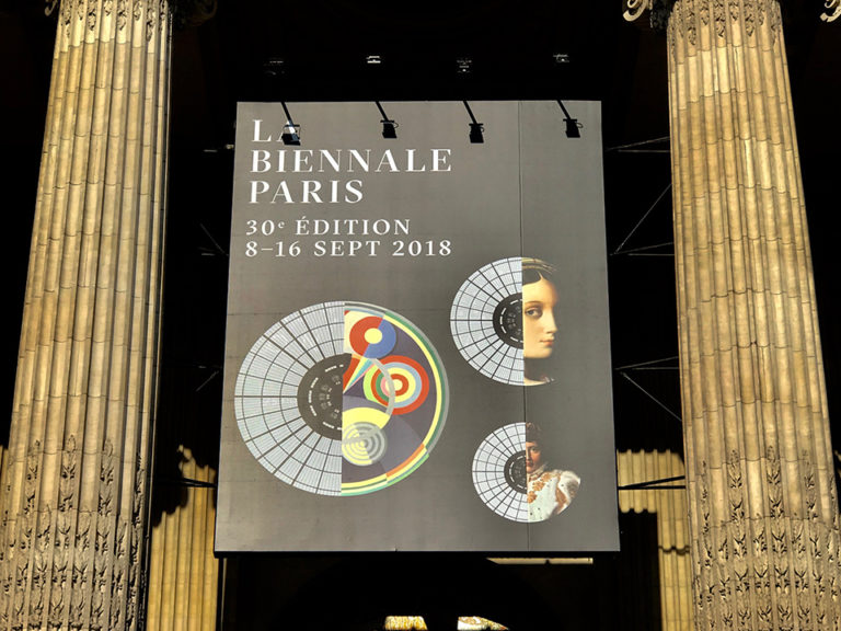 La Biennale Paris 2018 au Grand Palais